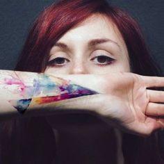 awesome Top 100 triangle tattoos - http://4develop.com.ua/top-100-triangle-tattoos/