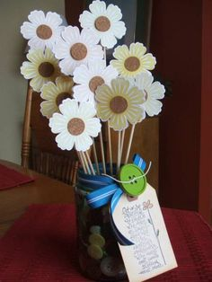 Spring Bouquet by rebuh - Cards and Paper Crafts at Splitcoaststampers