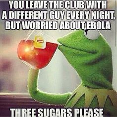 Hahaha! But Thats None Of My Business