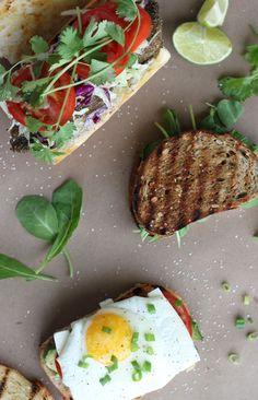 Three Amazing Sandwich Recipes