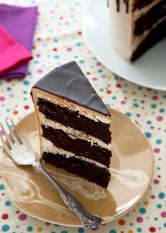 Mocha Spice Cake - Style Sweet CA