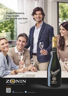 Zonin #wine #advertisement