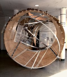 THE SPHERE • Fall 2001 • by fifth year students of The Cooper Union http://archweb.cooper.edu/design/sphere/sphere.html