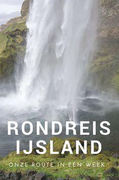 IJsland is zonder twijfel het mooiste land waar ik ooit ben geweest. Ben je benieuwd waarom ik IJsland zo geweldig vind? Ik laat je onze route en de mooiste plekken in het westen en zuiden van IJsland zien. Niagara Falls, Finland, Denmark, Norway, Sweden, Ice Land, Travel Destinations, Places To Visit, Traveling