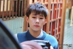 20180227 Woollim Naver Post Update: #인피니트 #Sungkyu [10 Stories] Jacket Shooting Behind Photos
