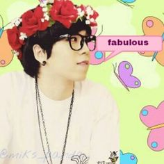 Taeil is fabulous