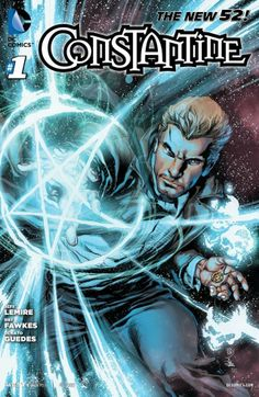 Constantine #1 John Constantine isn't a conventional hero--he lies, cheats, and manipulates others to get the job done. But for all his faults, he's the only one capable of saving the day after learning of information that could shake the DC Universe to its core.