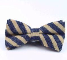 New Brown & Blue Tweed/ Wool Pre-Tied bow tie. Uk Seller. Excellent Reviews. | eBay Henley regatta