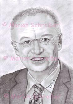 #Zeichnung #ThomasKretschmer #Geschenk