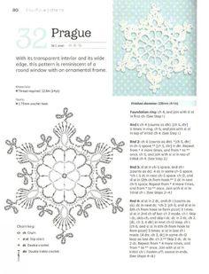 - Her Crochet Crochet Snowflake Pattern, Crochet Stars, Crochet Snowflakes, Crochet Stitches Patterns, Crochet Diagram, Crochet Motif, Crochet Doilies, Crochet Flowers, Crochet Ornaments