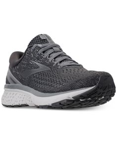 newest 5198c 63f35 Brooks Mens Brooks Ghost 11 Running Shoes from Finish Line - Black 11.5  Black 13,