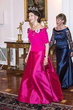 Dronning Silvia