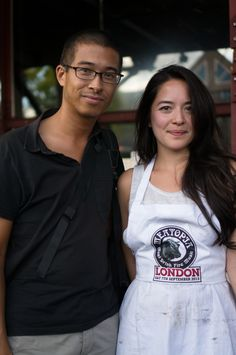 Does anyone know this 'Winnie Cooper'? Forgot to propose love at first sight... or ask for her name #MeatopiaUK, #Meatopia
