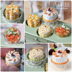 Paris Miniatures: Carrot-themed Easter goodies now in our Etsy store...