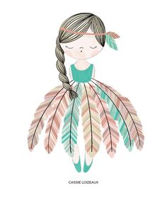 Feather Dress Dreamer…new prints coming soon! Feather Dress Dreamer…new prints coming soon! Pencil Art Drawings, Art Drawings Sketches, Doodle Drawings, Easy Drawings, Doodle Art, Art And Illustration, Rock Art, Cute Wallpapers, Cute Art