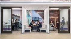 A Tour of DLR Groups New Los Angeles Office Downtown los angeles
