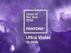 Pantone's Color of the Year Is...