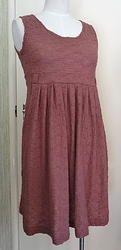 Sleeveless Dress - Pink Lace