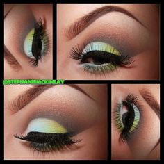 Glam Cut Crease Shadow! by:Stephanie McKinlay