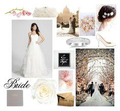 Designer Clothes, Shoes & Bags for Women One Shoulder Wedding Dress, Wedding Inspiration, Wedding Dresses, Polyvore, Collection, Design, Women, Art, Fashion
