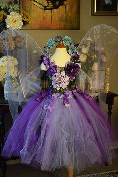 Fairy tutu dresspurple lavender fairy tutu dress. Fairytale