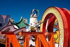 My favorite place, the Neon Museum (Las Vegas, NV duh)