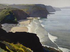 Low Tide, Druidston, Pembrokeshire Bob Rudd