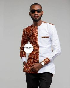 African Male Suits, African Wear Styles For Men, African Shirts For Men, African Dresses Men, African Clothing For Men, Latest African Men Fashion, Fashion Women, Azul Royal, Wedding Guest Suits