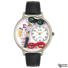Optometry Watch. The perfect watch for an optician