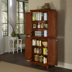 Arts and Crafts Pantry Cabinet