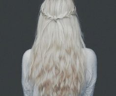 Deanery's perfect  hair for everyday sliver bloud