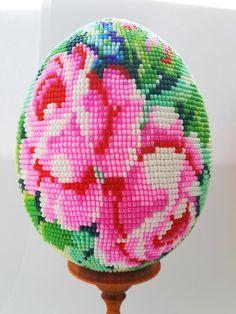 grönländskt pärlbroderi gratis mönster