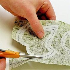 ...Tips for cutting your applique pieces
