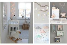 Décoration chambre enfant - intérieur - sweet