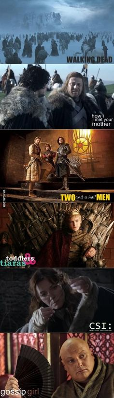 Why I love Game of Thrones(and yes I know its from 9gag) - Imgur
