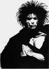 The Sandman Graphic Novels... Eyes Opening to the world of graphic novels..