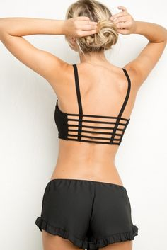 d5ddc354ddc946 Found at  Brandy Melville. Chiyo Top 18€