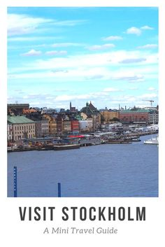 """A mini travel guide for tips on what to see and what to do in the """"capital of Scandinavia""""!"""
