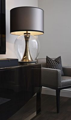 Add this luxury table lamp design selection to your own inspirations for your next interior design project! More living room lighting ideas at luxxu.net