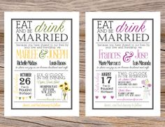State Fair County Mason Jar Rustic Wedding Invitation DIY Printable Custom RSVP Eat Drink & Be Married Sunflower Floral