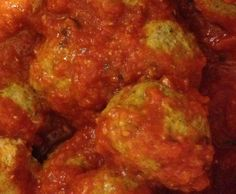 Recipe Nonna's Meatballs by kjohnson - Recipe of category Main dishes - meat