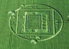 Crop Circles - Their Meaning and Connections to Dreams