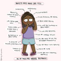 Mental Health Journal, Mental And Emotional Health, Social Emotional Learning, Anxiety Help, Social Anxiety, Stress And Anxiety, Anxiety Thoughts, School