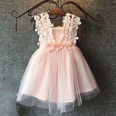 Pink Petunia Dress