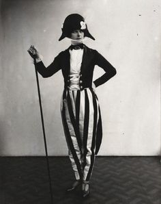 Great, great trousers #20s #fashion #Sewcratic