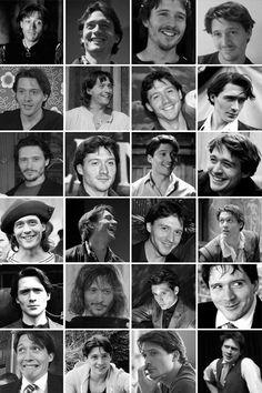 David's faces