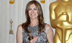 Academy Award winning movie director Ms. Kathryn Bigelow  #movies #director #hurtlocker #woman #career #work