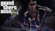 GTA 5 BİLİNMEYENLER - İğrenç Bataklık Kurbağaları Grand Theft Auto, Gta 5
