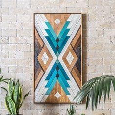 35 Reclaimed wood wall – a stunning accent wall for any room! Reclaimed Wood Wall Art, Wooden Wall Art, Reclaimed Wood Projects, Diy Wall Art, Wall Wood, Wood Wall Design, Reclaimed Timber, Salvaged Wood, Rustic Wood