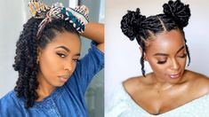 PROTECTIVE HAIRSTYLES FOR NATURAL HAIR COMPILATION #3 - YouTube Protective Hairstyles For Natural Hair, Natural Hair Styles, Fashion, Moda, Fashion Styles, Fashion Illustrations, Fashion Models